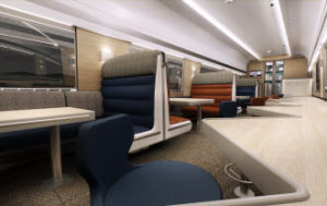 Caledonian Sleeper Receives New Carriages