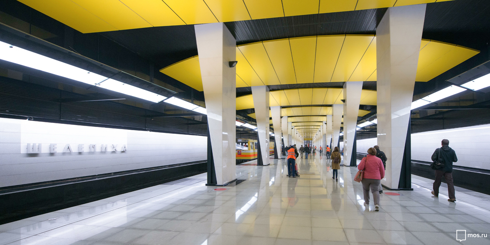 Moscow Metro announces a tender for the renovation of 13 metro stations 80