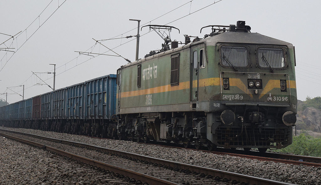 Five Bidders For India S Electric Locomotive Tender