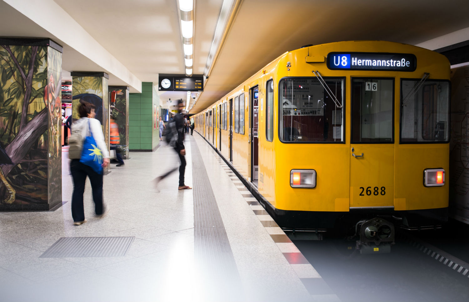 Berlin to expand U-Bahn, S-Bahn and tram networks by 2023
