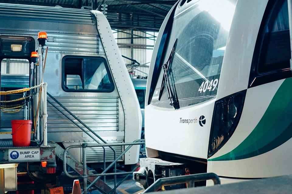 Three consortia shortlisted for Perth's Metronet new trains