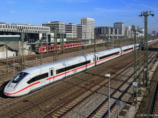 railway modernisation in Germany