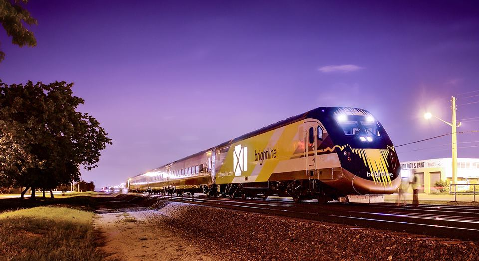 Virgin Trains USA launched IPO
