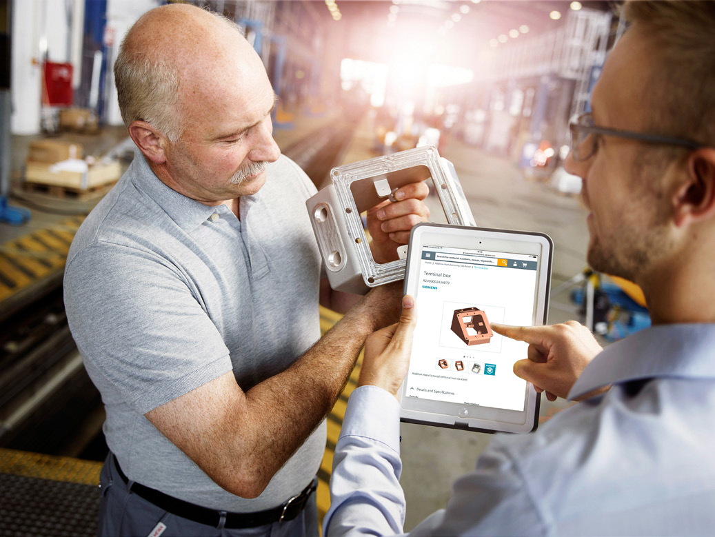 Digital supply chain at Siemens Mobility