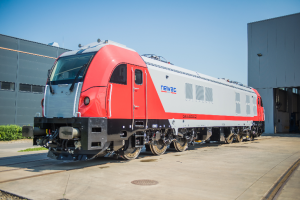 Newag to supply Laude four Dragon locomotives