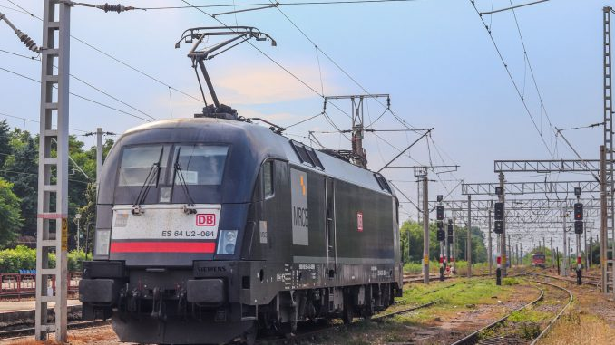 DB Cargo Romania leased five Siemens locomotives from Germany