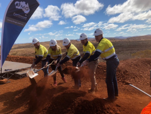 Eliwana mine and rail project launched in Western Australia