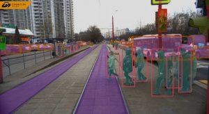 Autonomous tram