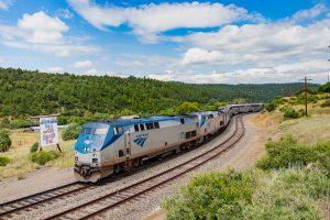 federal funding for Amtrak