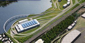 Singapore integrated train testing centre