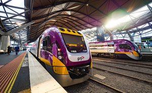 VLocity train design