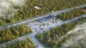 Rail Baltica electrification