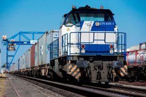 China-Europe intermodal transit service