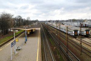 Warsaw rail agglomeration