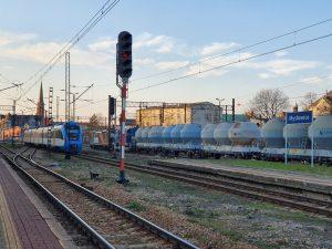 Katowice rail feasibility study