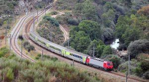 Beira Alta line modernisation