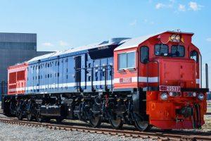 Freight locomotives from Progress Rail