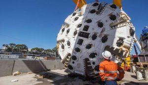 Sydney Metro West tunneling tender
