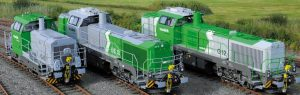 CRRC-Vossloh Locomotives acquisition