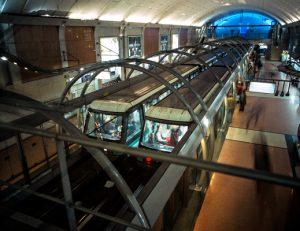 Paris metro Line 14