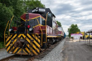 South Coast Rail