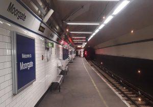 Northern City Line renovation