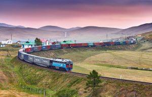 Europe-China transit of sanctioned goods