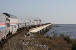 Grants for US rail intercity passenger