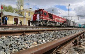 Samsun-Sivas railway line
