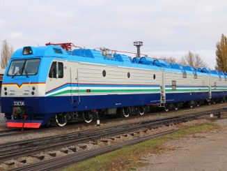 3ES5K freight electric locomotives