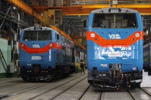 New electric locomotive fleet