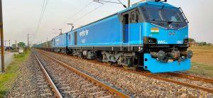 Prima T8 locomotive for India