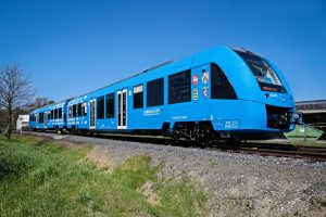 Coradia iLint hydrogen trains