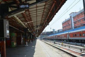 railway infrastructure projects in India