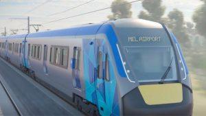 Victoria rail investment plan