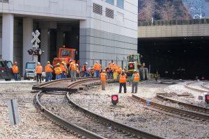 Metra 2020 construction programme