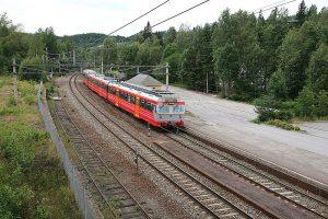 Norske Tog train procurement