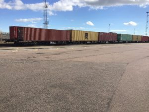 intermodal wagons