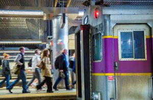 rail contract with Keolis