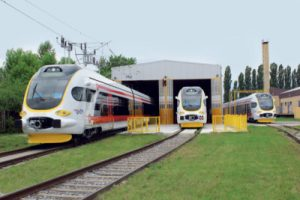Croatia rolling stock procurement