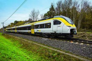 Mireo trains