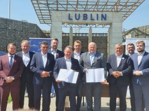 Lublin rail agglomeration