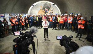 Cortanovci tunnel