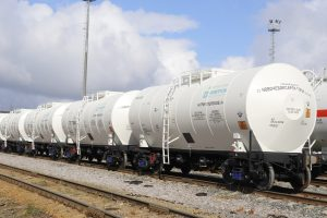 tank cars for chemicals