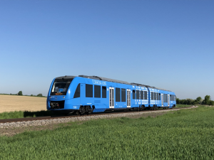 Hydrogen train development