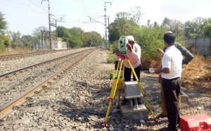Pune-Nashik broad-gauge railway project