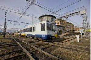 metric gauge trains