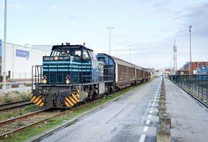 ATO test on shunting locomotives