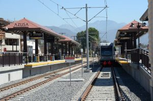 Foothill Gold Line extension