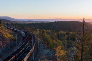 Russian Railways coal export